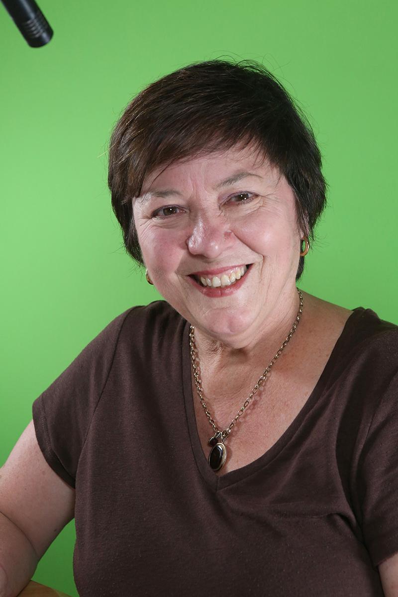 Julie McCrossin, low res photo