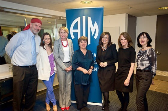 AIM Women in Management Great Debate 2010