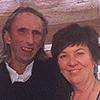 Reg Mombassa & Julie McCrossin