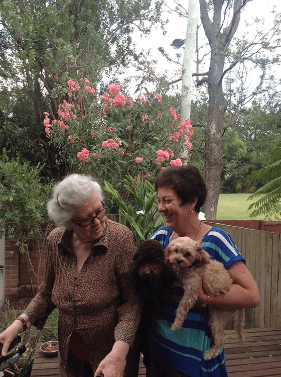 Christmas with Mum