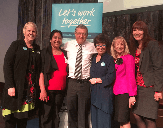 launching Palliative Care Week