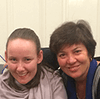 Fiona Robards & Julie McCrossin