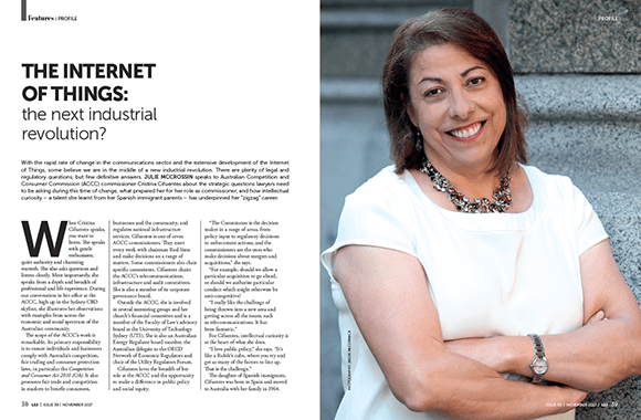 Law Society Journal Nov 2017