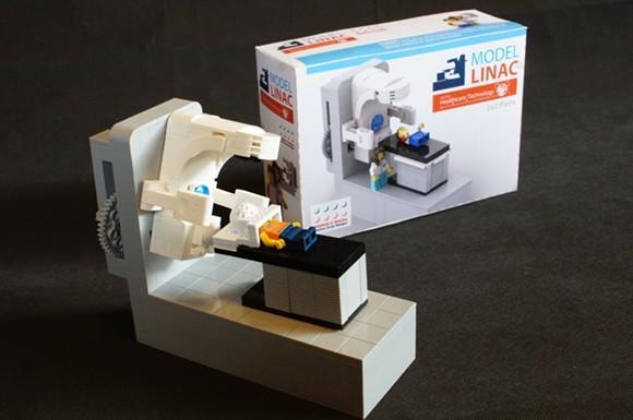 LEGO LINAC